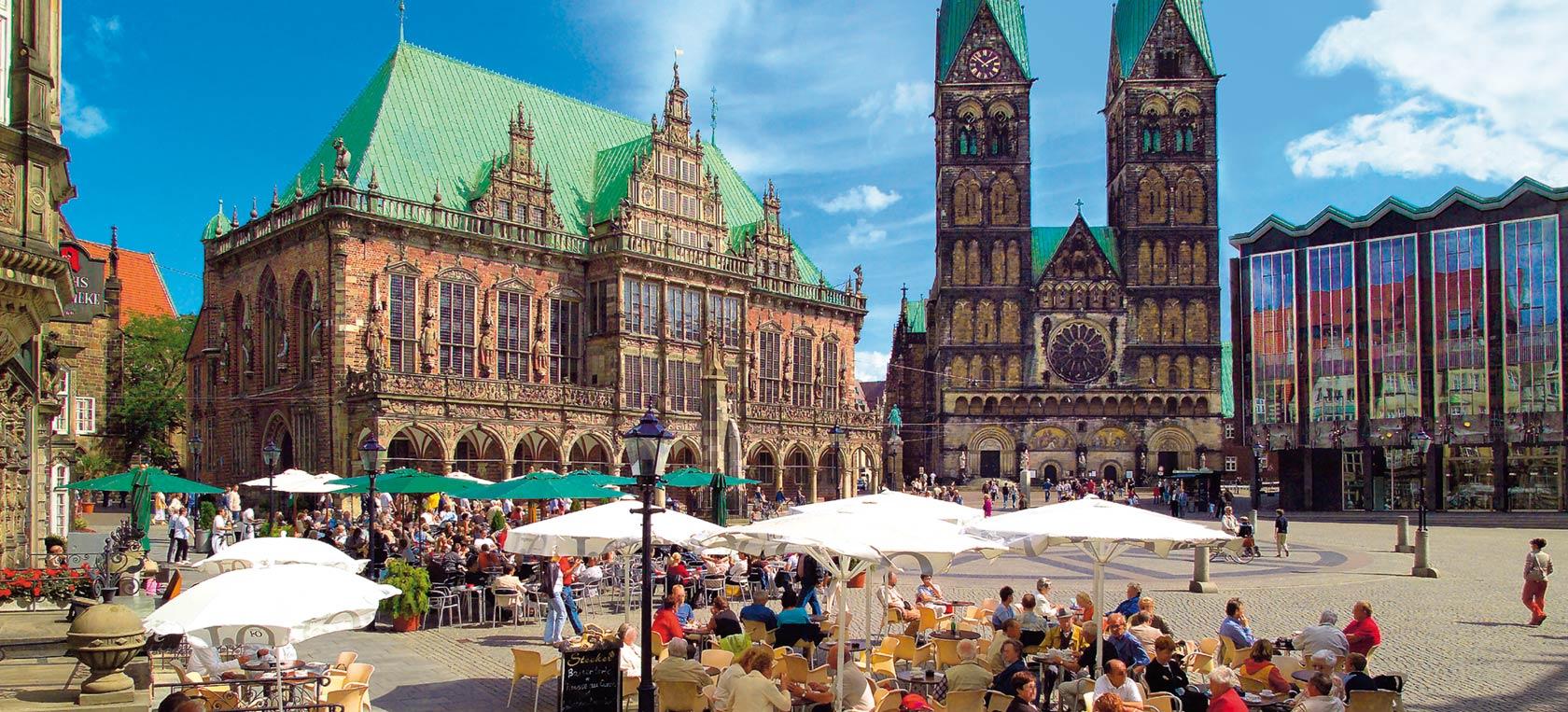 Bremen Tarihi Merkezi